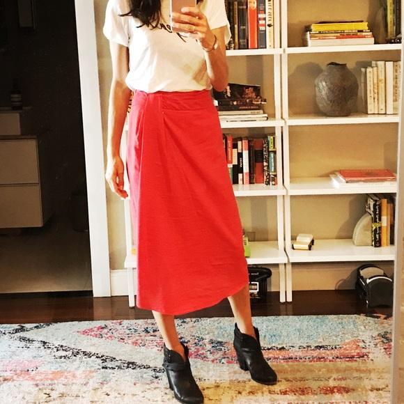 Vince Dresses & Skirts - Vince - Pleat Skirt